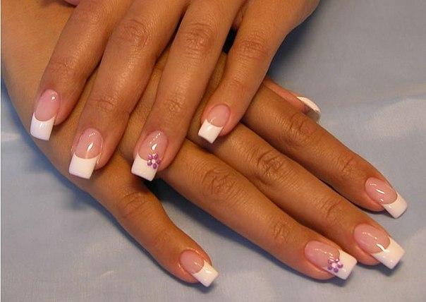Дизайн ногтей цена на френче фото